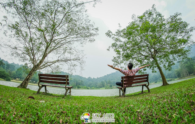 Kepong Botanic Garden Lakeside @ FRIM Kepong KL