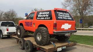 s10 Blazer Mud Truck For Sale
