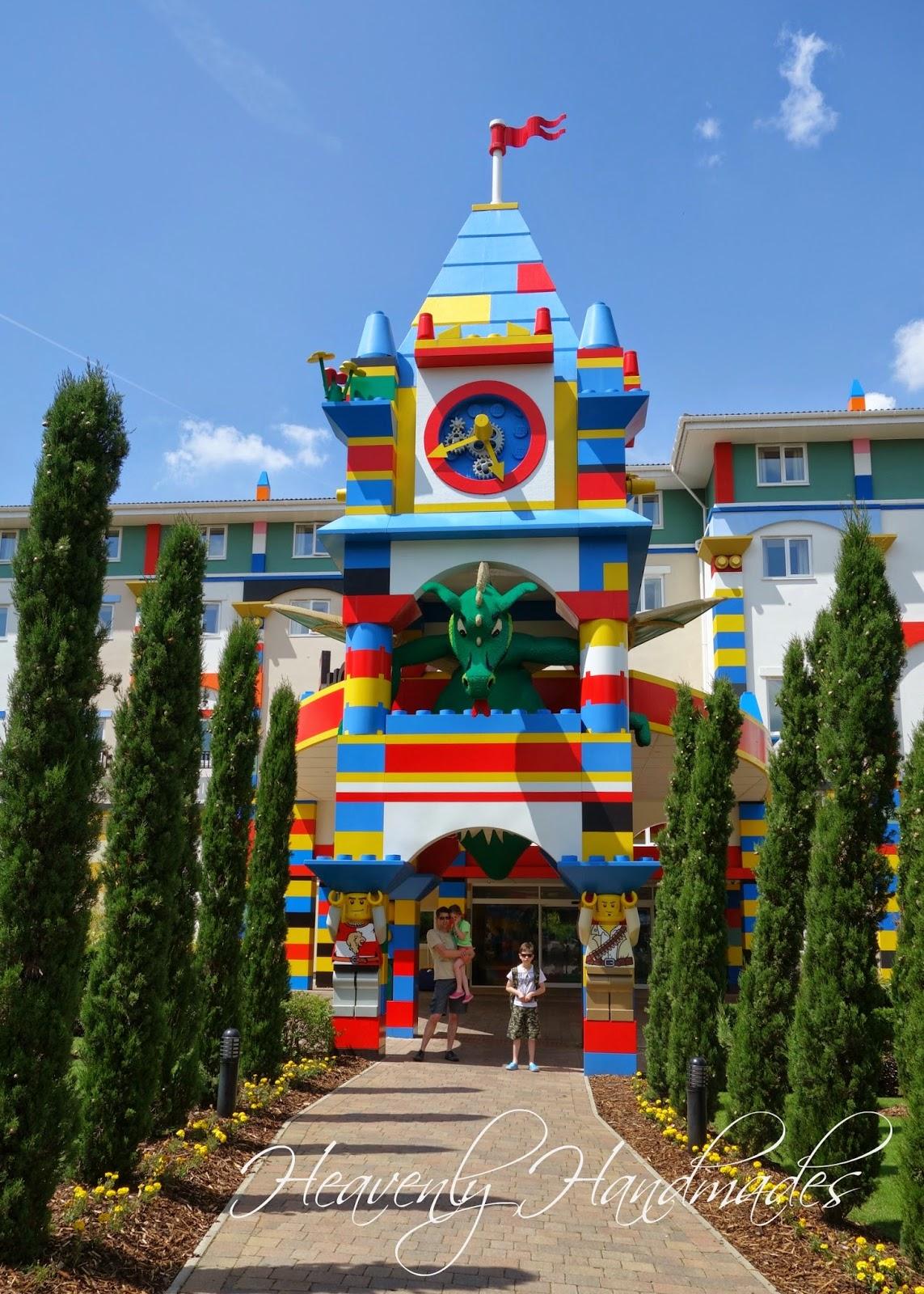 Legoland Windsor Resort - Amazing! ~ Heavenly Handmades