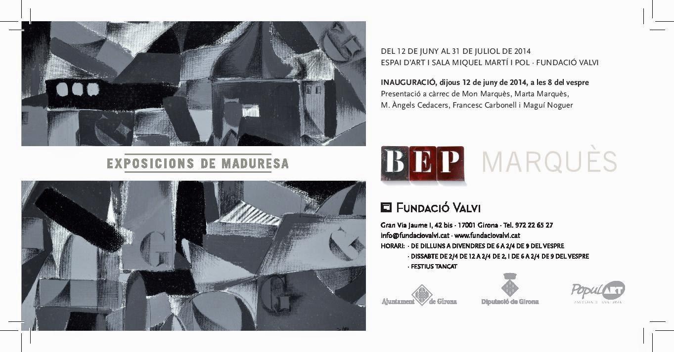 Exposició Bep Marqués