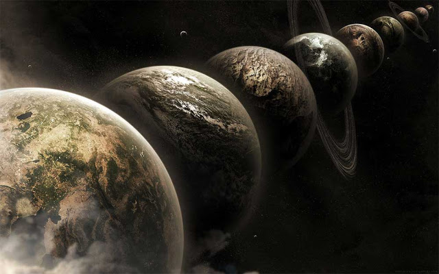 Parallel Universes: Theories And Evidence