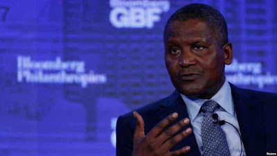 I Will Buy Another Club If They Refuse to Sell Arsenal to Me - Aliko Dangote