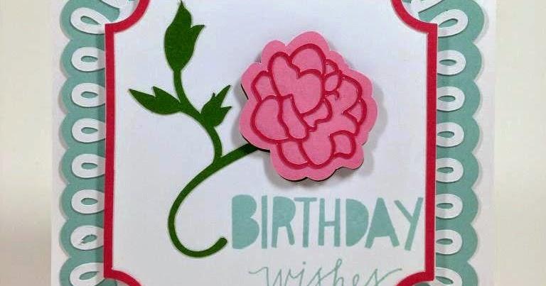 Martha Stewart Birthday Cake Cricut Cartridge