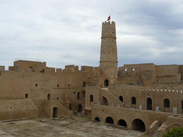 ribat de monastir en tunez