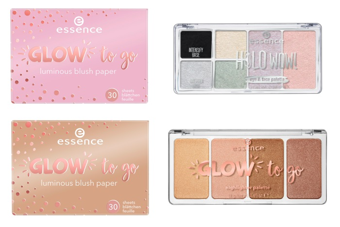 essence holo wow eye face palette
