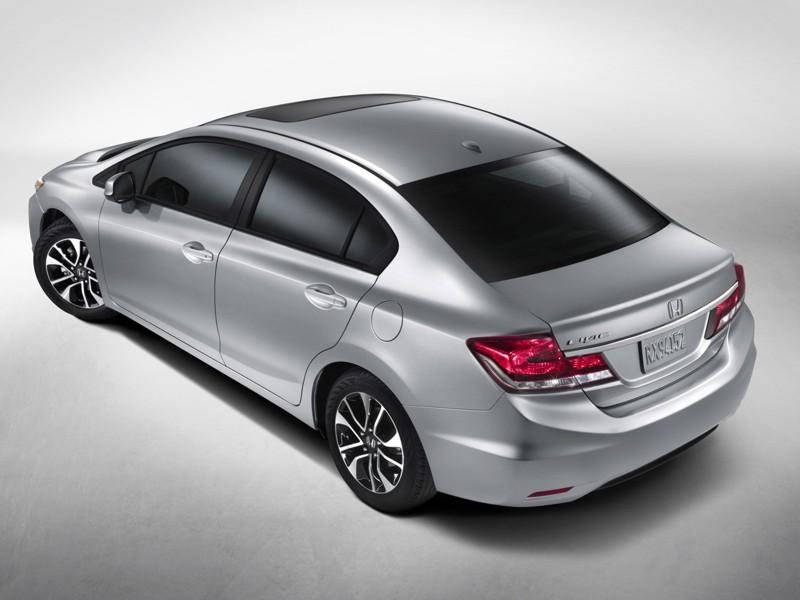 Honda Sneak Peeks Civic Redesign for 2013 | Philippine Car News, Car ...