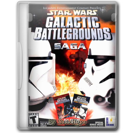 Star Wars Galactic Battlegrounds Full Español