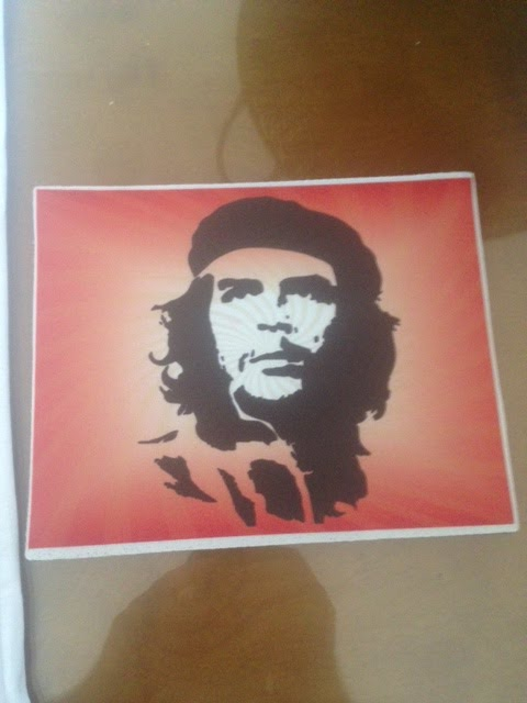 Mouse Pad do Che Guevara