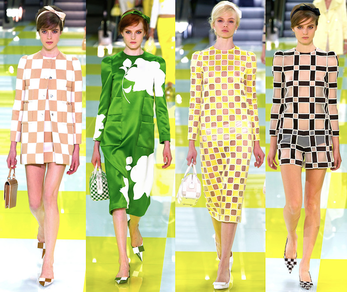 Louis Vuitton by Marc Jacobs SS 2013