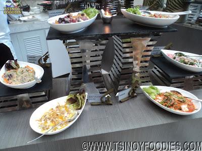 corniche buffet salad