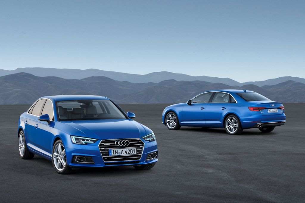 More Powerful, More Efficient, And More Intelligent: The All New Audi A4 Is  Finally In The Philippines. Featuring Numerous Premium Technologies That  Set The ...