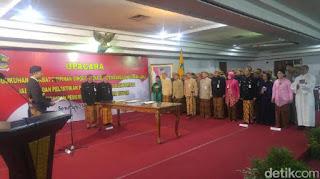 Pejabat SKPD Jawa Tengah