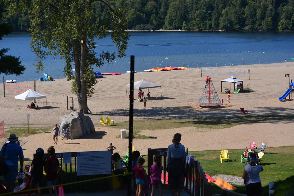 8 raisons d'aller au camping du Lac Simon