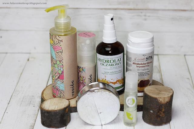 Kosmetyki naturalne do pielęgnacji twarzy