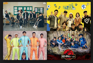 Jadwal Acara Variety / Reality Show Korea ONGOING Subtitle Indonesia