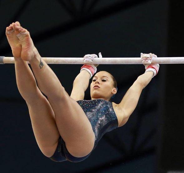 Ailen Valente: Ο αθλητισμός είναι sexy