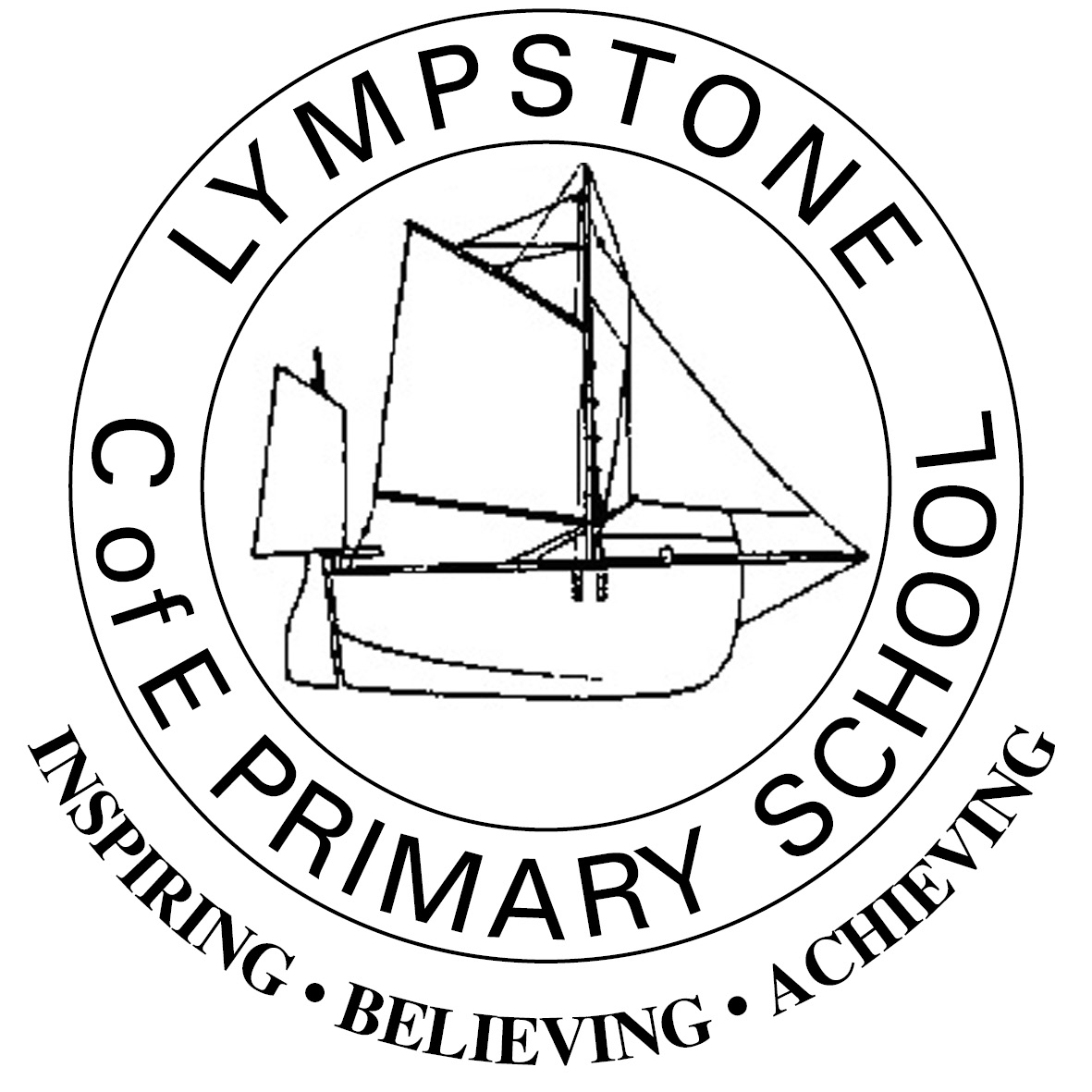PZ C: school logo
