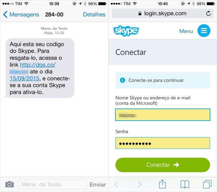 como ligar do skype para celular gratis