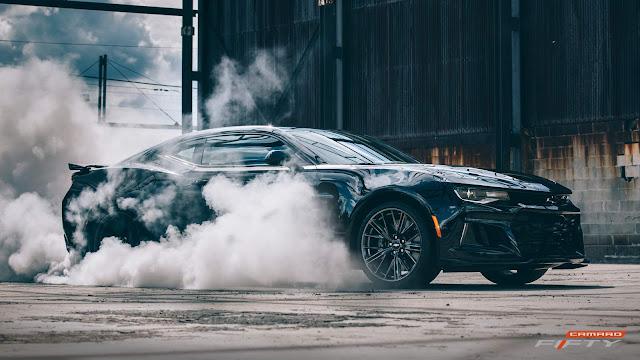 Novo Chevrolet Camaro 2017