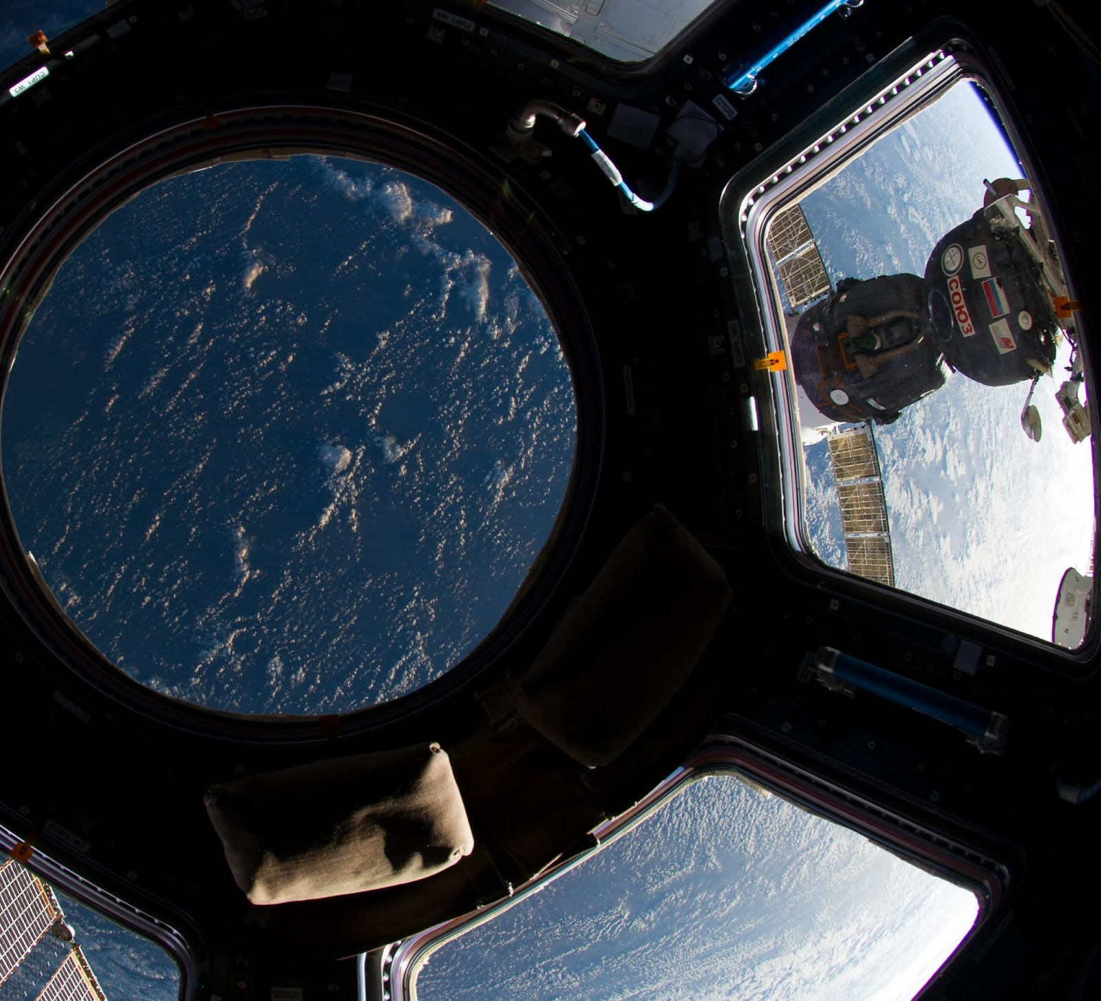 space station sightings - HD2784×1848