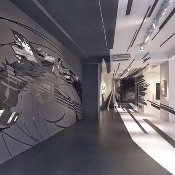 Kumpulan Contoh Ide Kreatif Untuk Design Dinding Ruangan