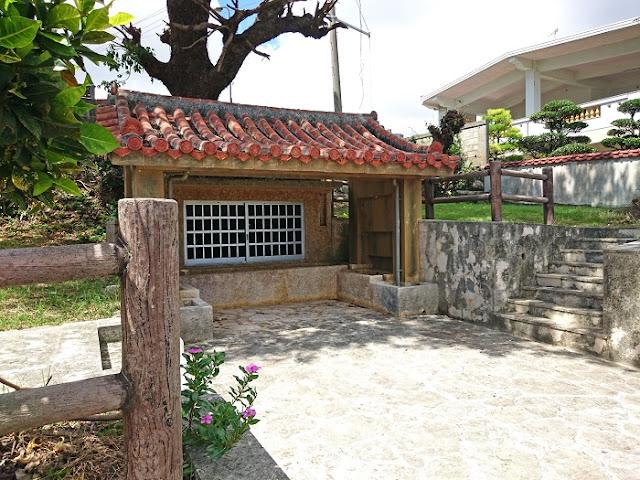 志多伯集落 中ヌ井の写真