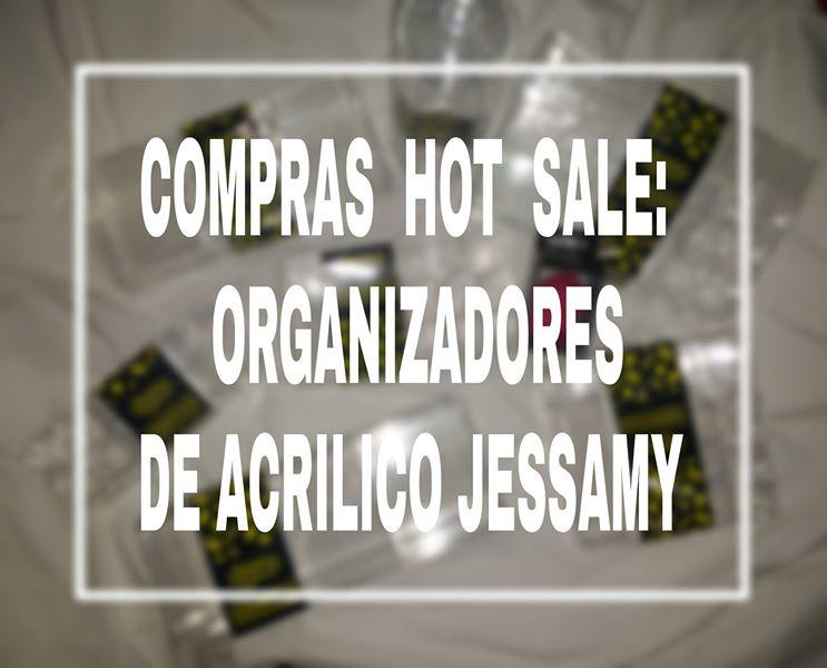 COMPRA DE ORGANIZADORES DE ACRILICO JESSAMY| HOT SALE