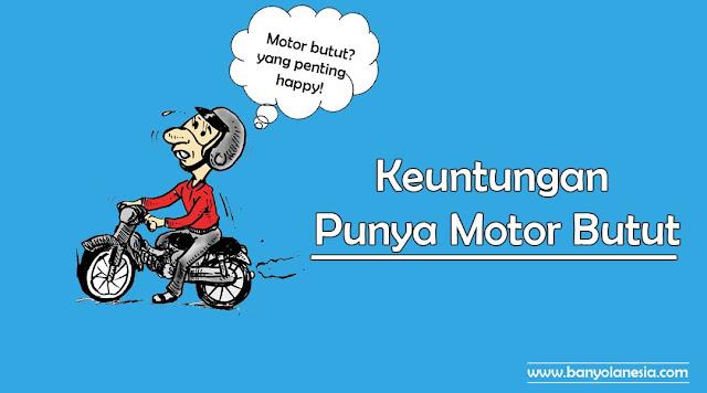 motor butut