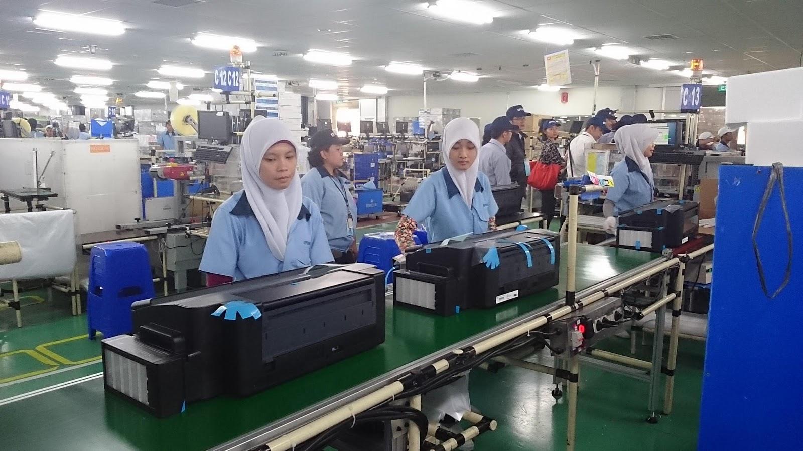 Loker Operator Produksi Cikarang Terbaru 2017 Di PT Epson Industry Indonesia