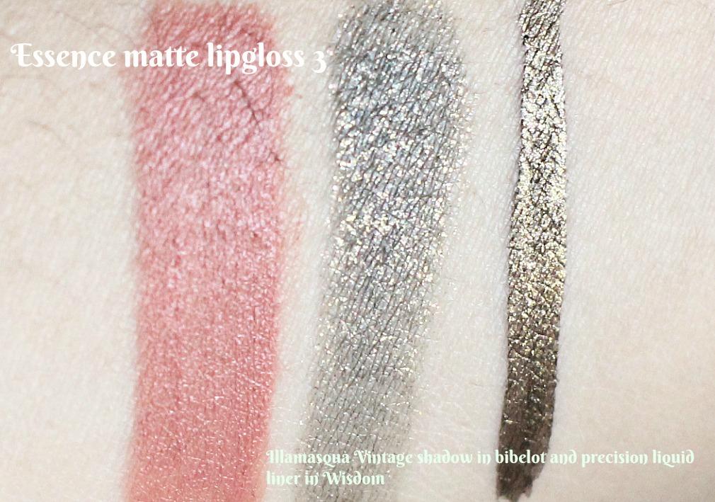 essence matte 3 illamsqua vintage shadow and precision liner in wisdom