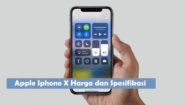 harga dan spesifikasi iphone x review