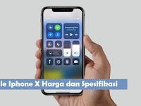 Apple Telah Resmi Meluncurkan Iphone X, Berikut Harga dan Spesifikasinya
