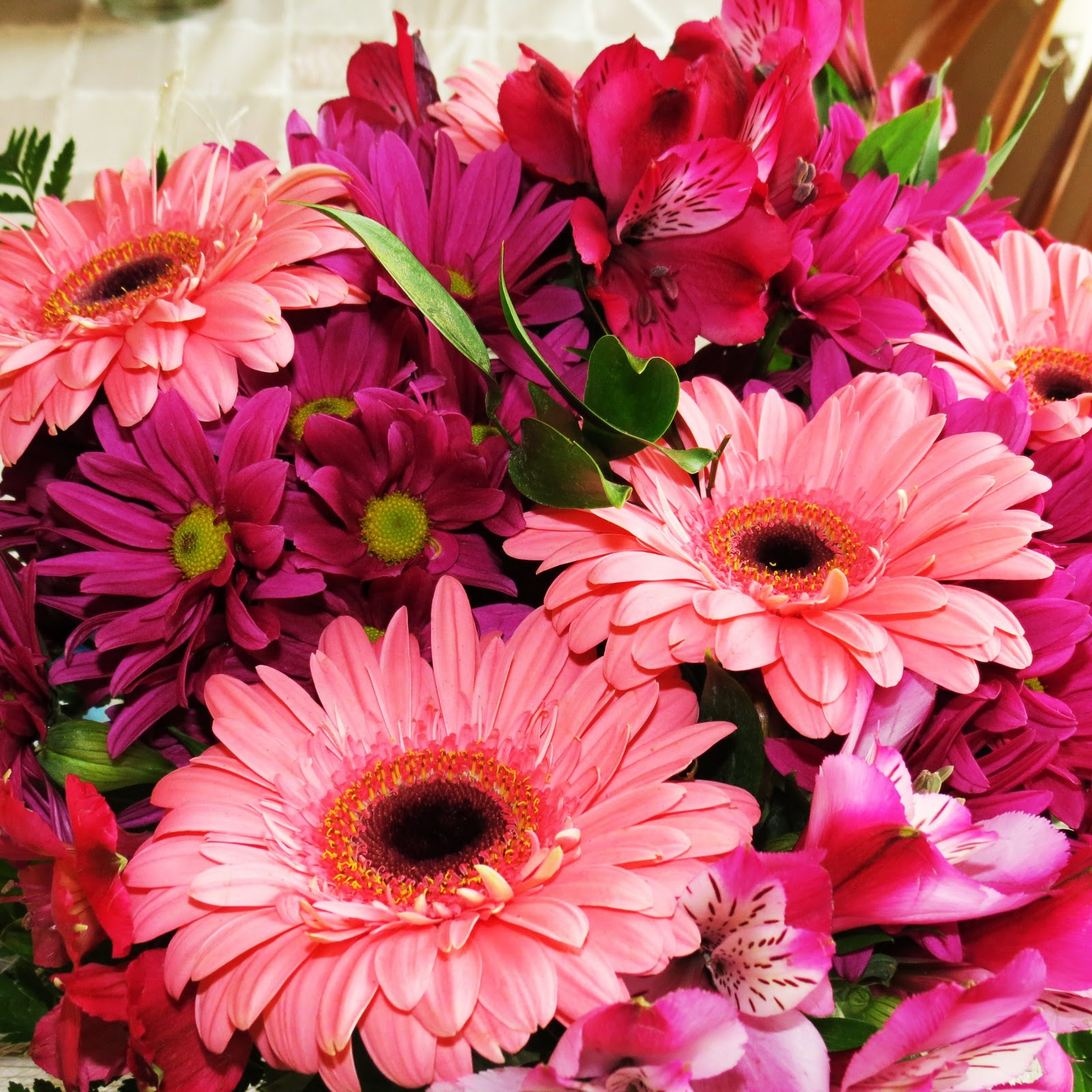 Pictures Of Flower Bouquets For Birthdays