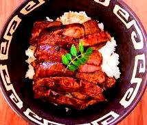 Typical Japanese Cuisine Recipes (Beef Teriyaki)
