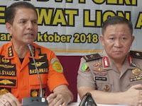 Evakuasi Korban Lion Air Resmi Dihentikan, RS Polri Terima 666 Bagian Tubuh
