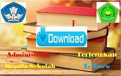 Administrasi Kepala Sekolah Terlengkap Dan Terbaru