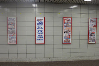 Honest Ed's Bathurst Station Tribute.