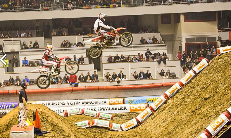 Super Cross de Lyon gerland