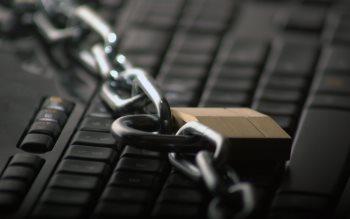Wallpaper: Locked Keyboard