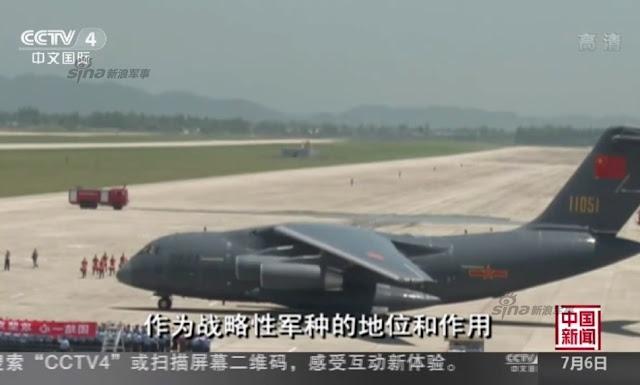 طائره النقل الثقيل الصينيه الجديده Xian Y-20  Xian%2BY-20%2Bmilitary%2Btransport%2Baircraft%2Bhand%2Bover%2Bceremony%2B10