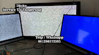 service tv toshiba tangerang