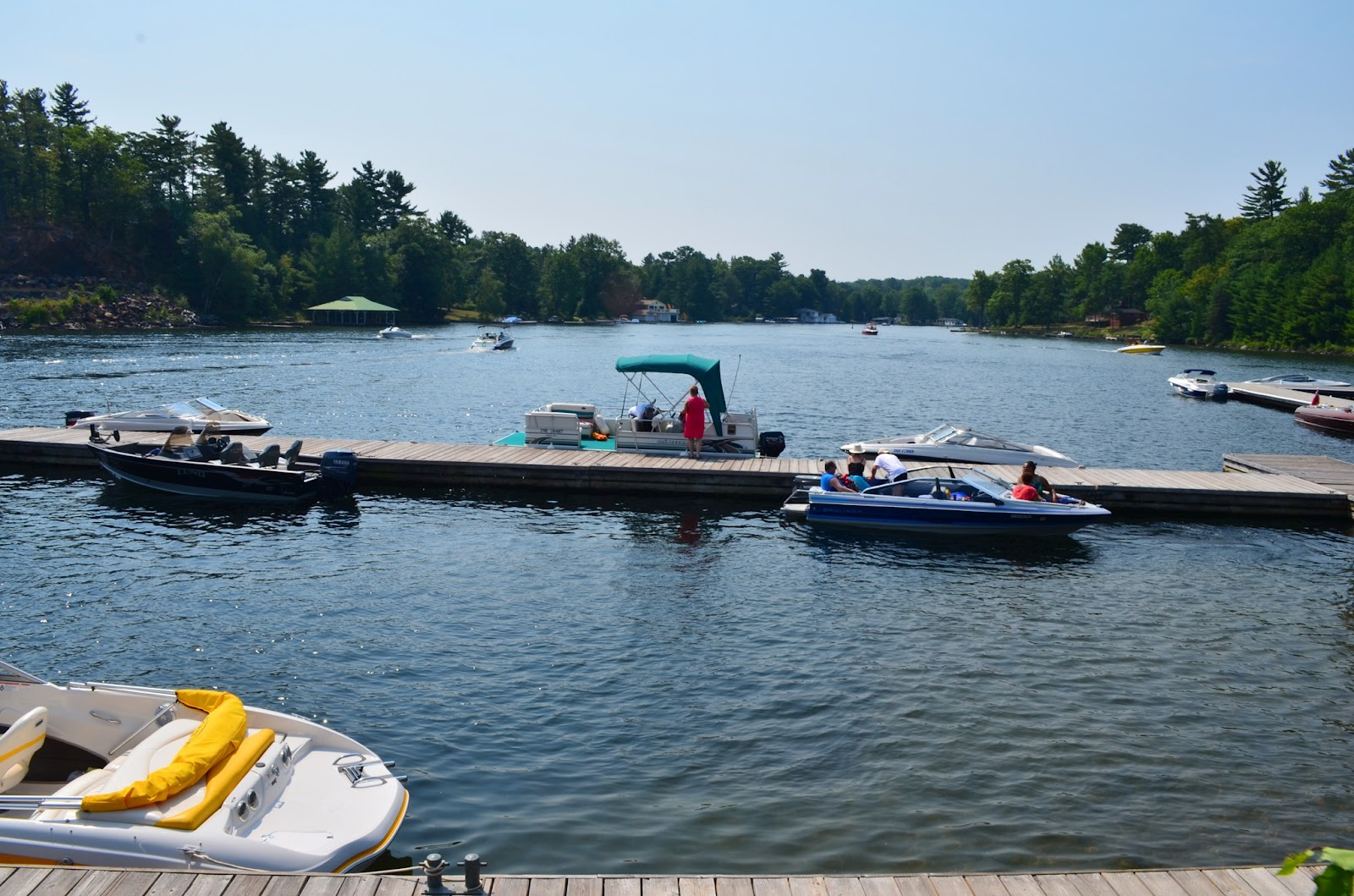 Weekend In Port Carling - Chic Delights