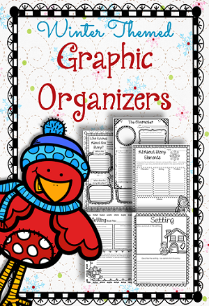http://www.teacherspayteachers.com/Product/Winter-Themed-Graphic-Organizers-1047151