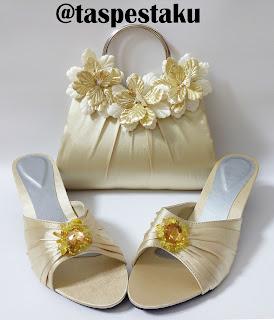 Handmade Produsen Tas Pesta dan Sepatu Pesta Buat Resepsi