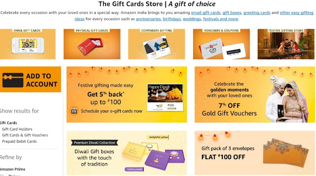Top 5 Best Diwali Gift For Family &friends 2018, amazon offer