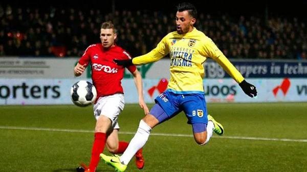 Lilipaly Memukau, Usai Cetak Gol, Cambuur Selangkah Lagi ke Eredivisie
