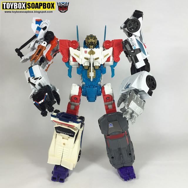 transformers sky reign