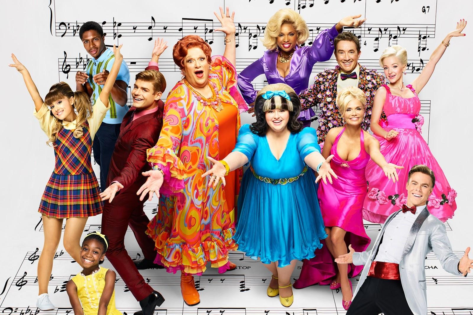 El elenco principal de Hairspray Live al completo