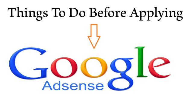 8 Perkara Harus Dibuat Sebelum Memohon Google Adsense