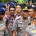 Dikawal 219 Polisi, Begini Jadinya Saat Djarot Blusukan Dekat Markas FPI